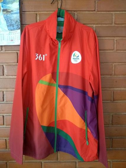 Raridade Casaco Das Olimpíadas Rio 2016!!!!!!