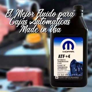 Aceite Atf+4 Original Caja Automatica Mopar - Somos Tienda