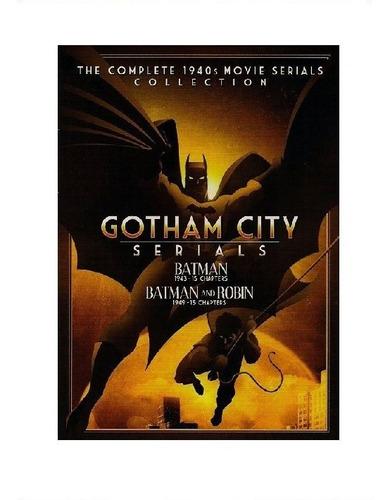 Batman 1943 - Serial 1943 - Serie Completa - Dvd