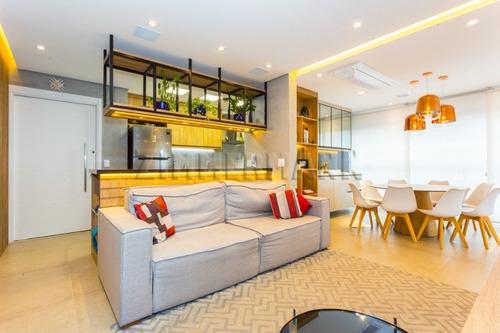 Apartamento - Vila Madalena - Ref: 125133 - V-125133