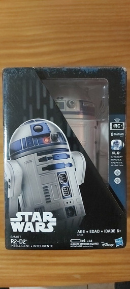 Juguete Star Wars R2d2 Control Remoto