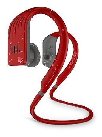 Fone De Ouvido Jbl Endurance Jump Bluetooth Vermelho