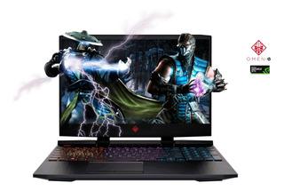 Laptop Hp Omen 15-dc0003la Core I7 8gb Nvidia Rgb Gaming Promo 15.6 + Envio Gratis