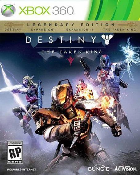 Destiny Coleção The Taken King - Xbox 360