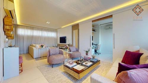 Apartamento Para Compra Com 2 Quartos, 1 Suite E 1 Vaga Localizado No Jardim Europa - Ap52842