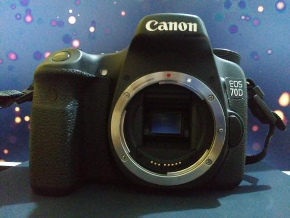 Camera Canon 70d 8k Cliques