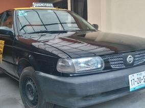 Nissan Tsuru 2010 Con Placas Y Concesión Puebla