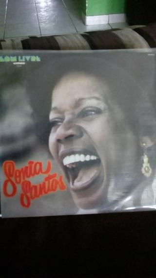 Lp Vinil Sonia Santos 1975
