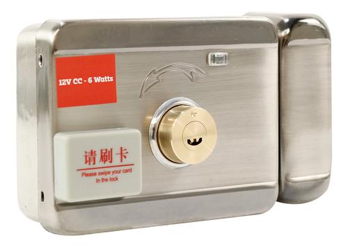 Fechadura Elétrica 12v Bidirecional Remoto Portas Portões