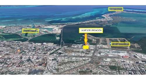 Local Comercial Nuevo En Renta Ubicado En Zona Céntrica De Cancún. Mod. L-101