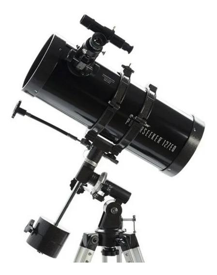Telescopio Celestron Powerseeker 127eq Reflector Mvd Sport