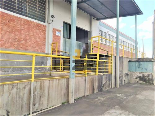 Imagem 1 de 30 de Barracão Para Alugar, 3000 M² Por R$ 45.000,00/mês - Jardim Eulina - Campinas/sp - Ba0125