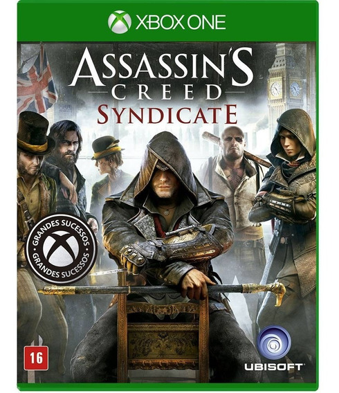 Jogo Xbox One Assassins Creed Syndicate