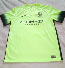 7e82920ae Camiseta Manchester City Verde - Camisetas en Mercado Libre Argentina