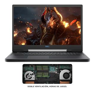 Laptop Gamer Dell G7 Core I7 16gb 1tb +256gb Ssd Rtx2060 6gb