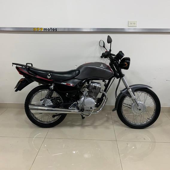 Zanella Rx 150 G3 Usada Base 2016 Moto Calle 999 Motos