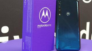 Smartphone Motorola Moto One Macro