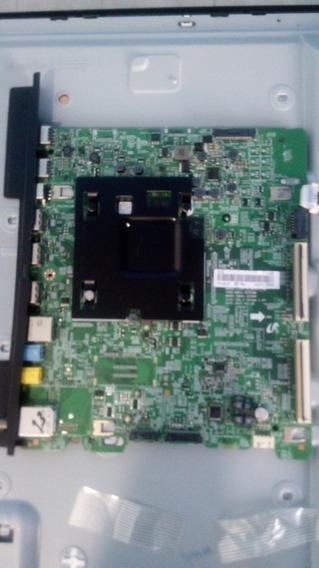 Placa Principal Tv Samsung Un40mu6100ag