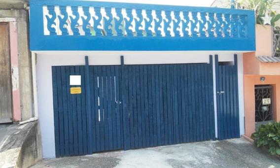 Casa À Venda, Baeta Neves, Sbc/sp - 2 Dorms, 1 Wc E 2 Vgas - Ca0356