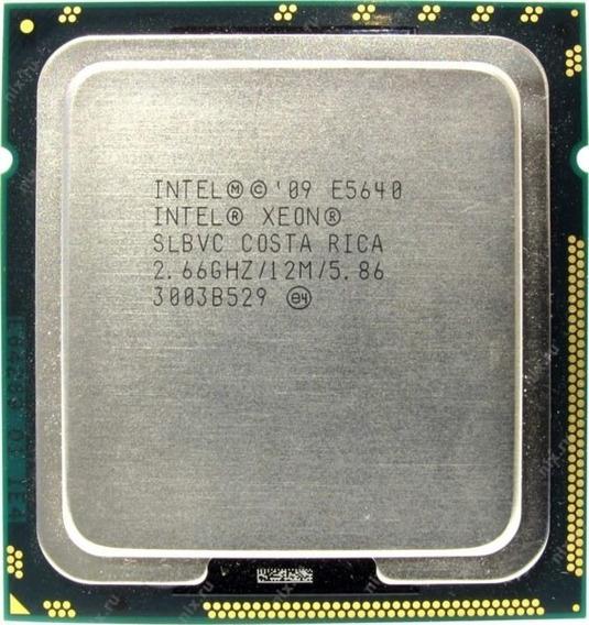 Procesador Intel® Xeon® E5640
