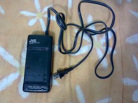 Carregador De Bateria Filmadora Jvc Aa V11u