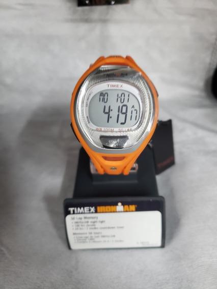Relógio Timex Ironman Laranja (rl-3022-2)