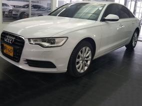 Audi A6 2.0t Modelo 2013 Blanco