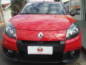 Sandero 1.6 Gt Line Limited Flex 4p Manual 2012/2013