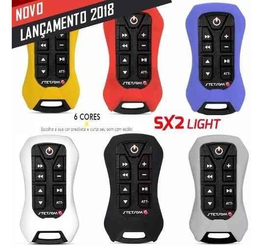 Controle Longa Distância Sx4 Stetsom Sx2 Light Promoção