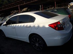 Honda Civic 2015 Para Retirada De Peças
