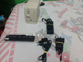Lote Estabilizador+bateria Netbook+fonte Notebook+2 Fonte