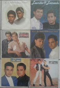 Leandro E Leonardo 03 Lps / Zeze Di Camargo E Luciano 03 Lps