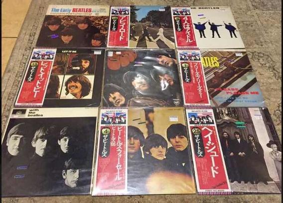 The Beatles - Japan ( 9 Vinilos )
