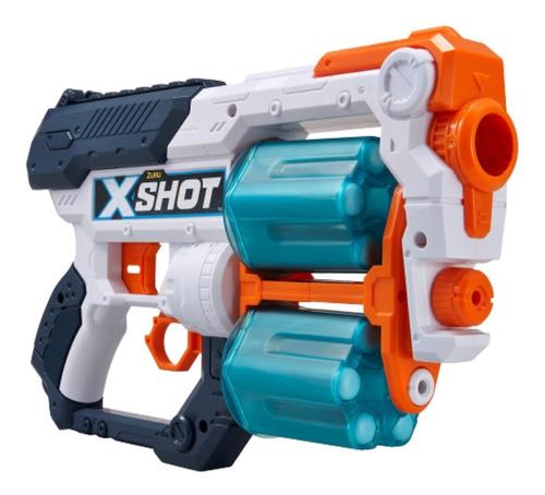 Pistola Xshot Xcess Lanza 12 Dardos Arma Juguete Niños