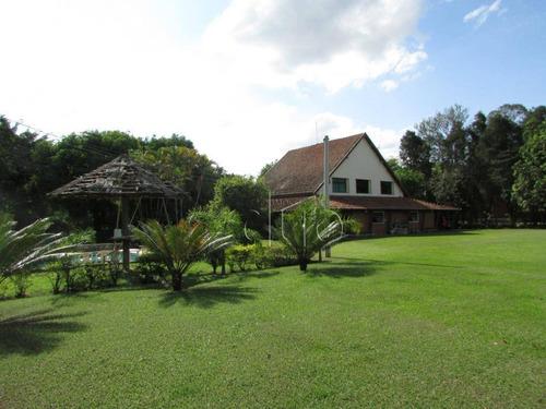 Chácara Com 11 Dormitórios À Venda, 8650 M² Por R$ 2.800.000,00 - Artemis - Piracicaba/sp - Ch0072