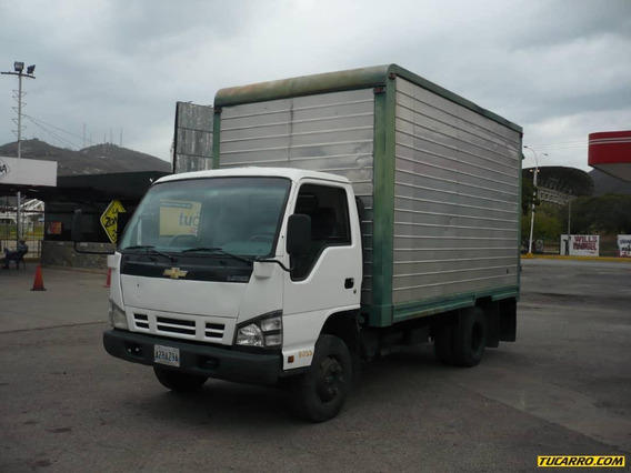 Camiones Cavas Chevrolet Npr