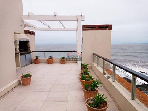 Espectacular Vista Al Mar * 3 Dormitorios Primera Línea Península- Ref: 5325