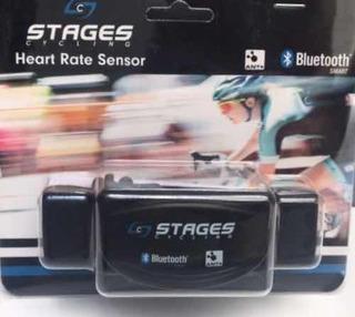 Cinta Cardíaca Para Gps Stages Cycling Mtb Speed Corrida