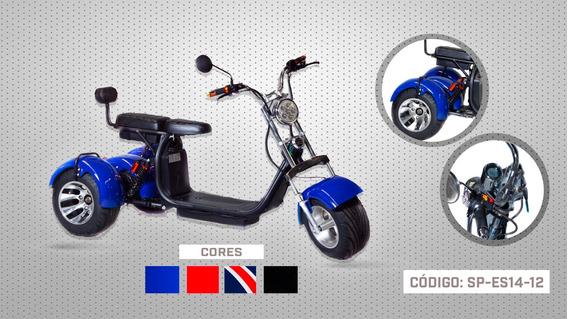 Scooter Sp-es14-12 Roda De Liga Leve