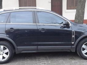 Chevrolet Captiva 2,4 Soprt, Cuero, Multimedia,extra Full