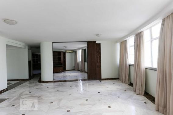 Apartamento No 10º Andar Com 1 Dormitório E 2 Garagens - Id: 892956143 - 256143