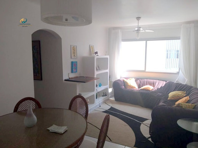 Apartamento Para Alugar No Bairro Pitangueiras Em Guarujá - - Enl283-2