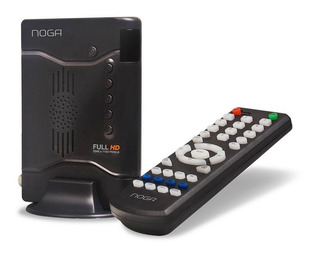 Sintonizador Monitor De Tv Externa Noganet Ngs-323 Full Hd