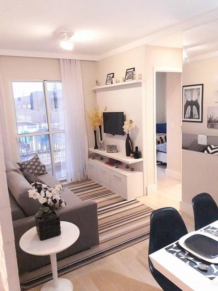Apartamento Pronto P/ Morar 2 Dorms E Lazer Completo