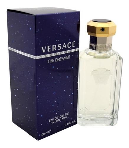 Perfume The Dreamer Versace 100ml Caballero. 100% Originales