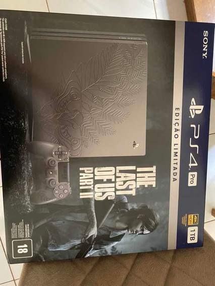 Ps4 Pro The Last Of Us Lacrado