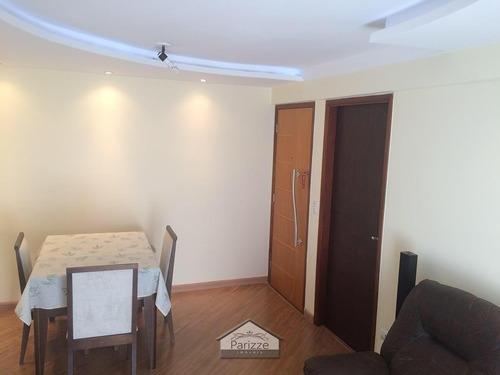 Apartamento Na Vila Galvão Com 2 Dormitórios! - 7040-1