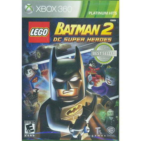 Lego Batman 2: Dc Super Heroes Platinum Hits - Xbox 360