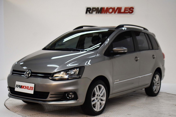 Volkswagen Suran Highline Gps 6ta Manual 2016 Rpm Moviles