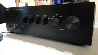 Amplificador Yamaha As 500 Unico Dueño Sin Detalles